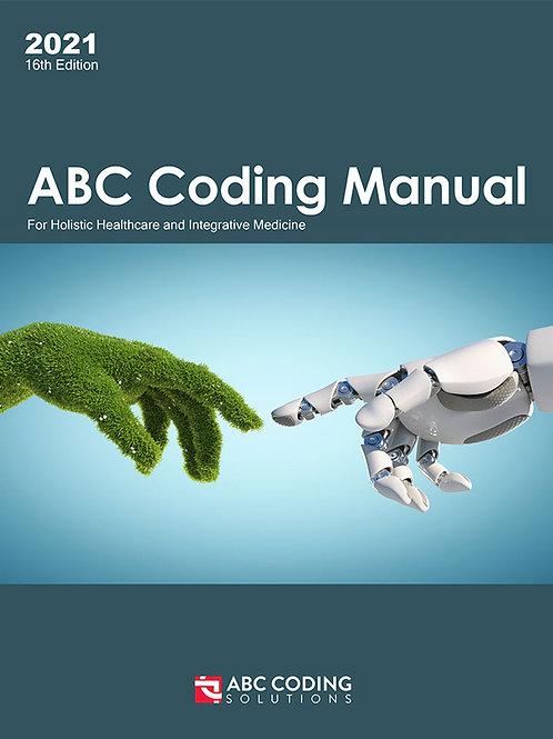 2021 ABC Coding Manual