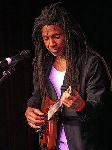 Brandon Ross | Guitarist, Composer, Singer, Songwriter