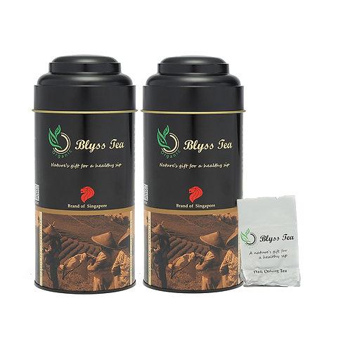 Twin Dark Oolong Tea 150g