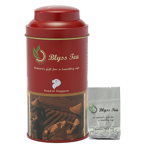 Treasure Red Tea 50g