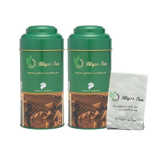 Twin Pure Green Tea 150g