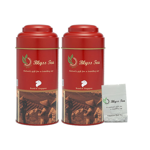 Twin Treasure Red Tea 150g