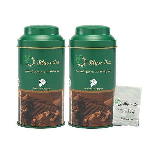 Twin Pure Green Tea 50g