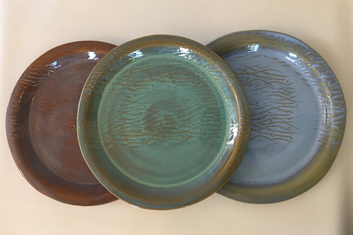 Seagrass Dinner Plate