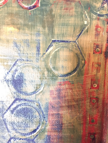 Playground Plate Detail