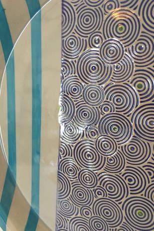 Detail Toni's Pajamas Plate