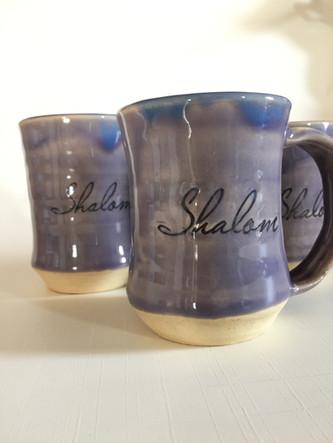 Custom Logo Mugs for Shalom