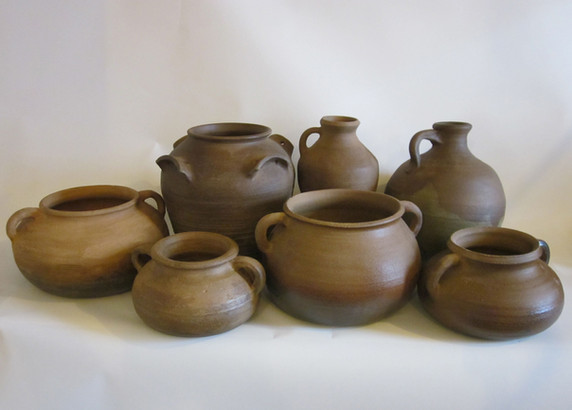 First Century Roman Vessel Collection