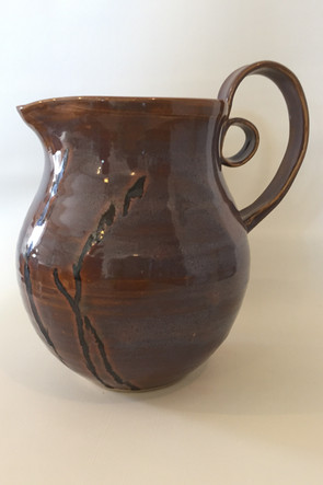 Pussy Willow Pitcher