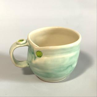CuWash Nut Nipped Latte Cup