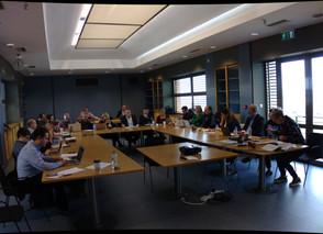1η Γενική Συνέλευση της OMIC-Engine. Λάρισα 21-22 Νοεμβρίου 2018