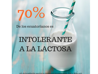 Ecuador y la intolerancia a la lactosa