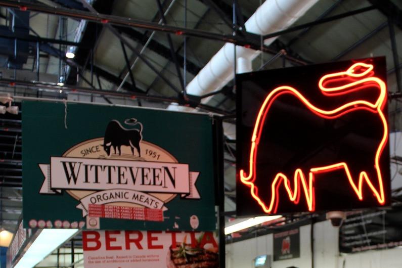Witteveen's signs