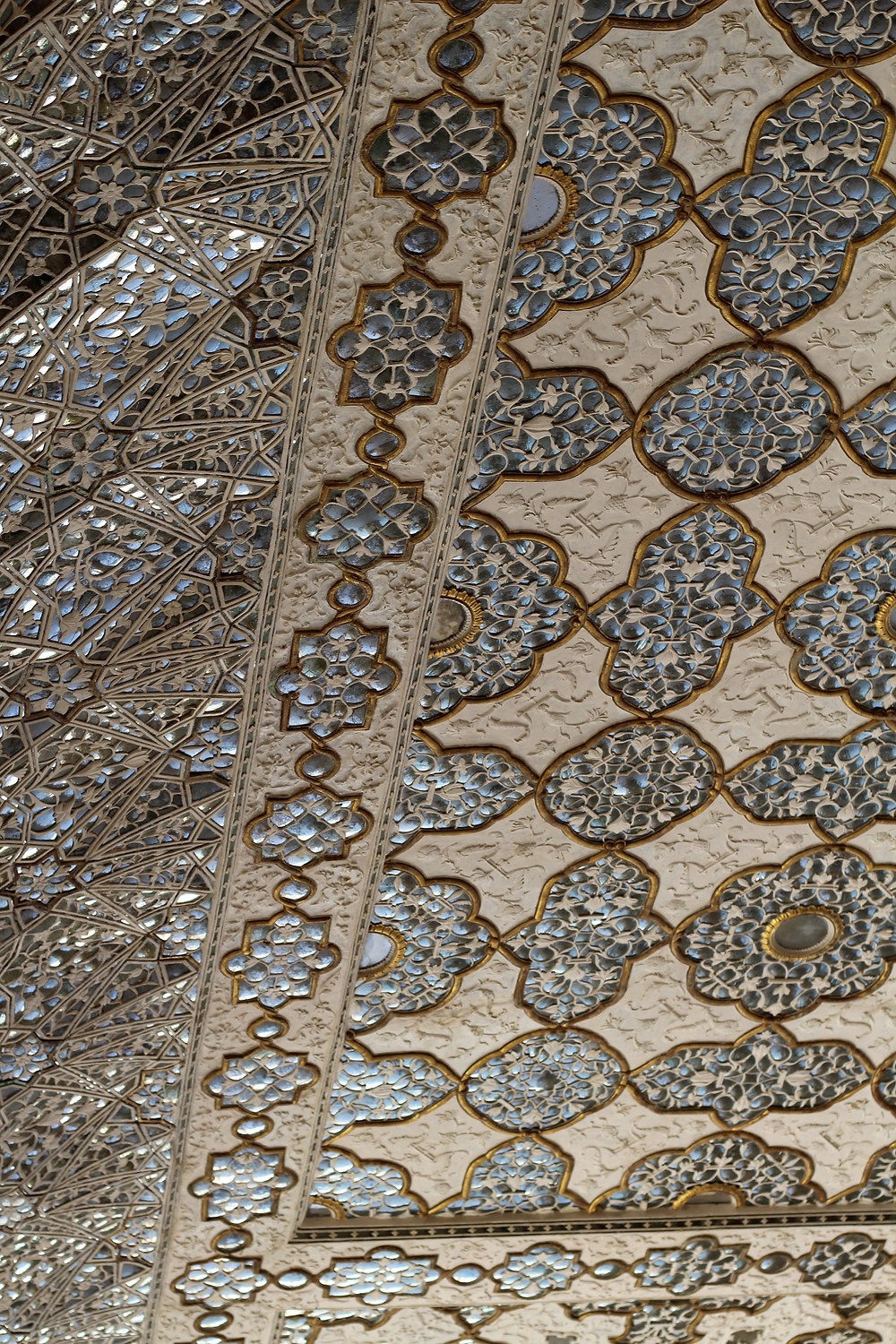 Hall of Mirrors, Amber Palace