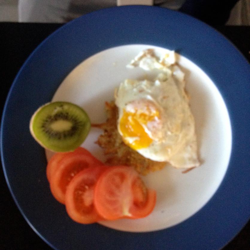 Recipe: Quinoa Latkes