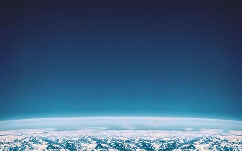 Atmosfera con mucho ozono