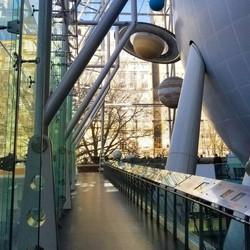 Hayden Planetarium NYC