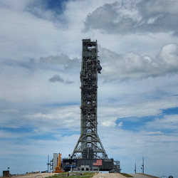 Artemis launch site