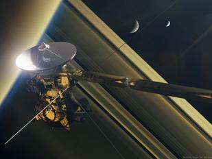 Goodbye Cassini