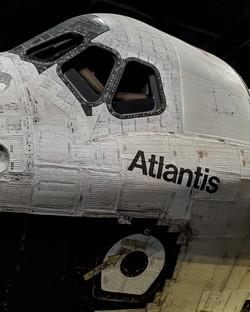 Space Shuttle Atlantis