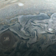 First Official Attempt with Juno data.jp