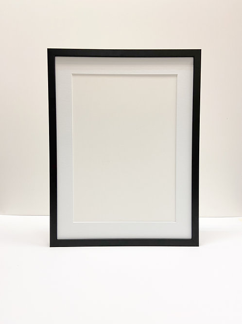 Black Ready Made Frame