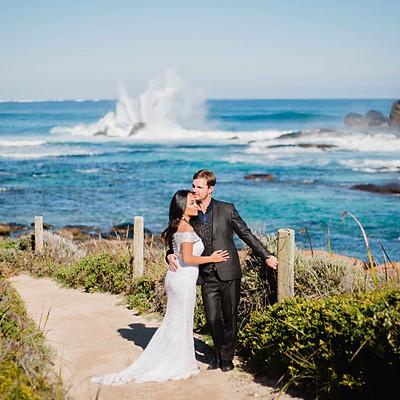 Hendrika & Steven's Wedding