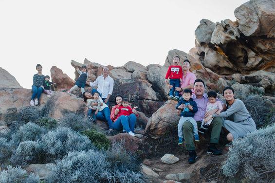 Enjoying Yallingup during a Family Photography session
