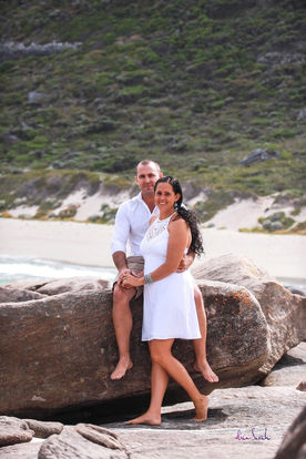 Couples photography in Margaret River