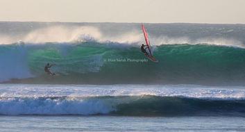 Windsurfing photo in Western Australia