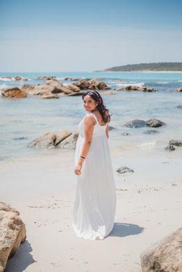 Beach photos maternity