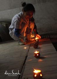 Nurse and diwali