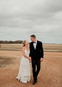 Classic country wedding in Margaret River