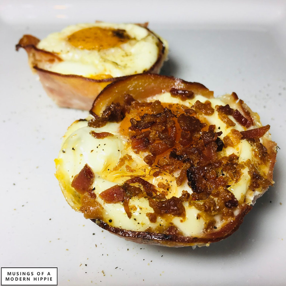 Low Carb Egg Cups | Musings of a Modern Hippie