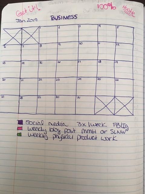 DIY Organizer Journal | Musings of a Modern Hippie
