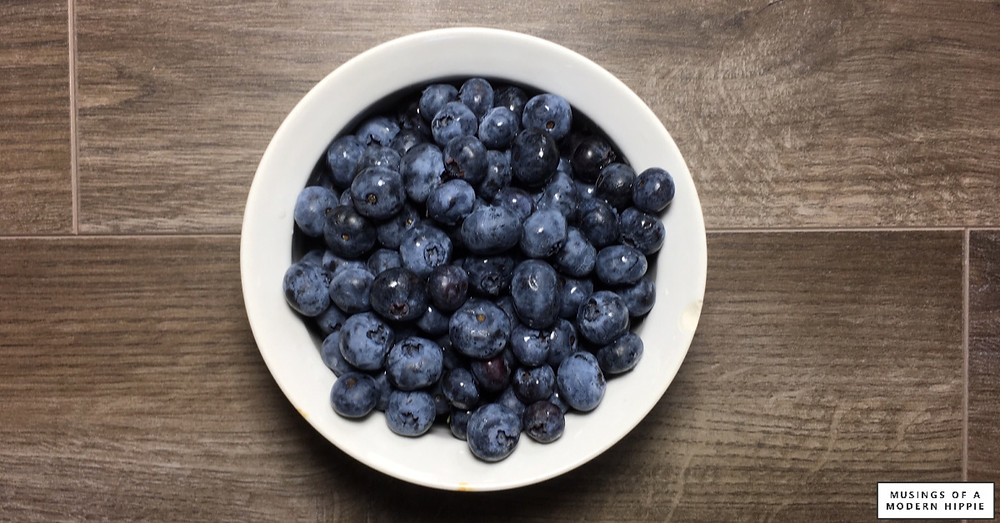 Blueberries: Health Benefits & Recipes | Musings of a Modern Hippie