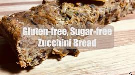 Recipe: Gluten-Free, Sugar-Free Zucchini Bread
