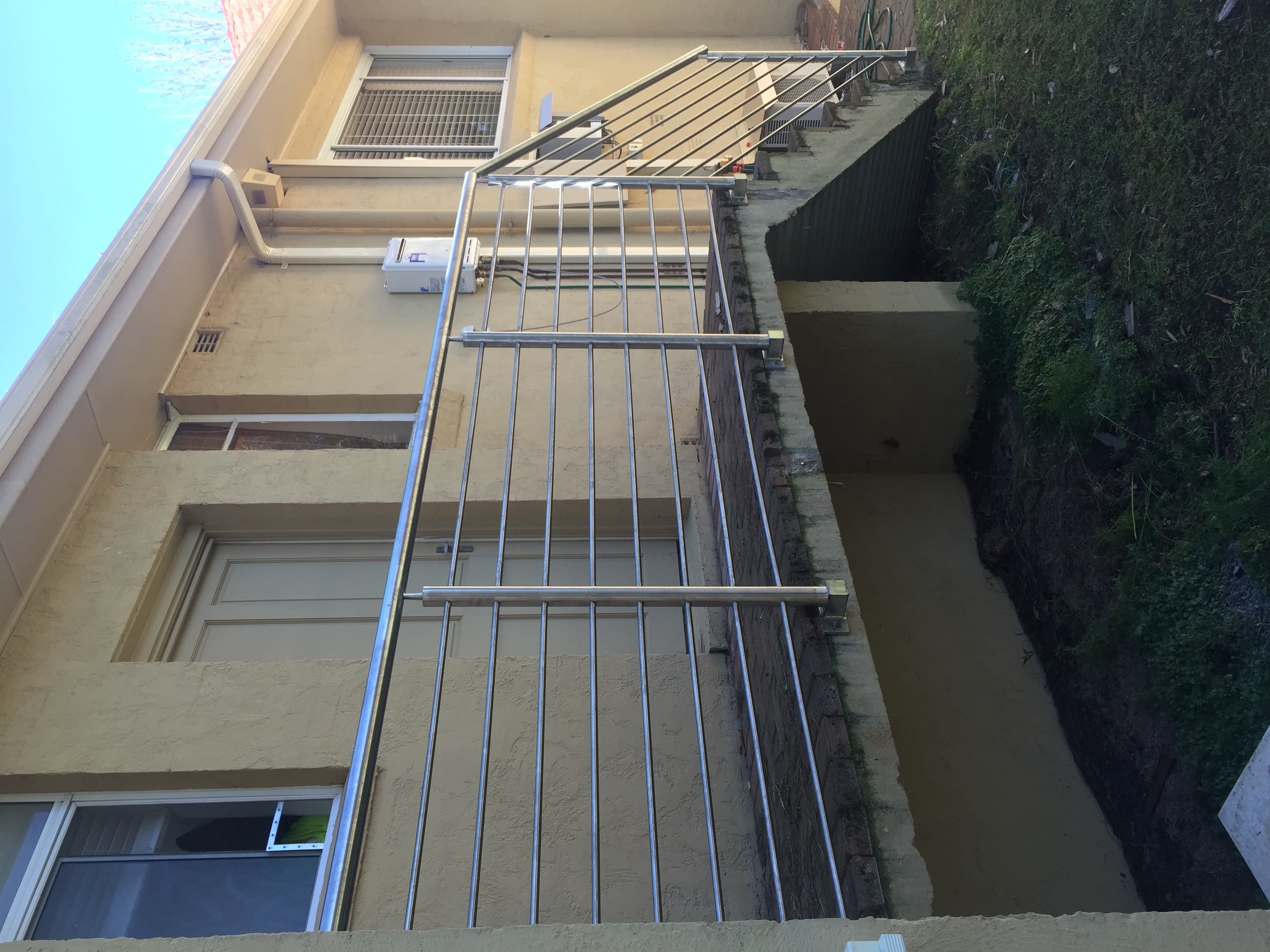 Stainless Balustrading