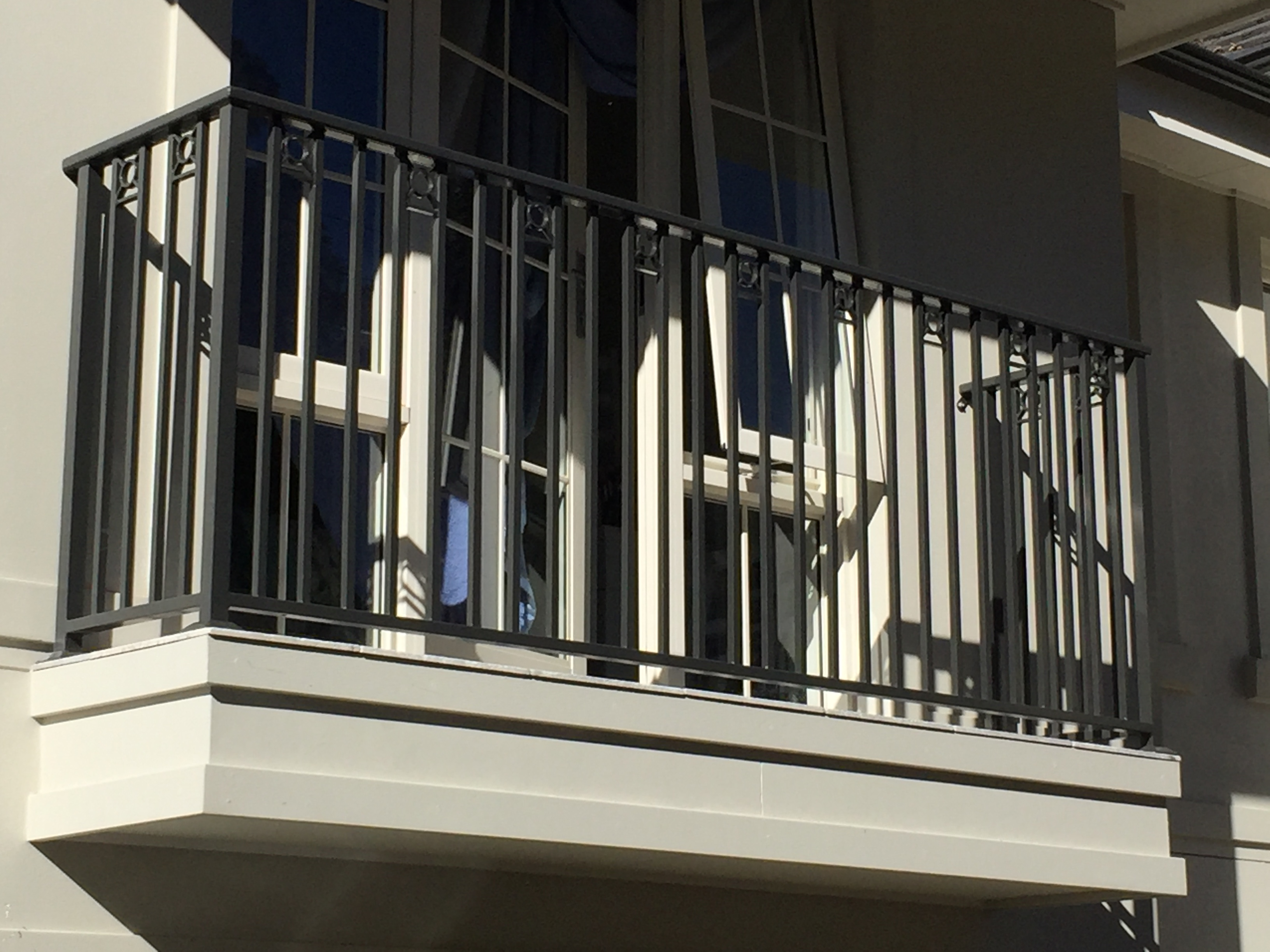 Wrought Balustrading