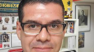 Congratulations, Dr. Gustavo Flores!