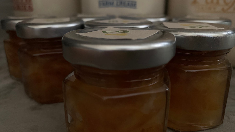 Jalapeño Lemon Pepper Jam