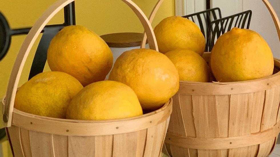 Lemon Preserves