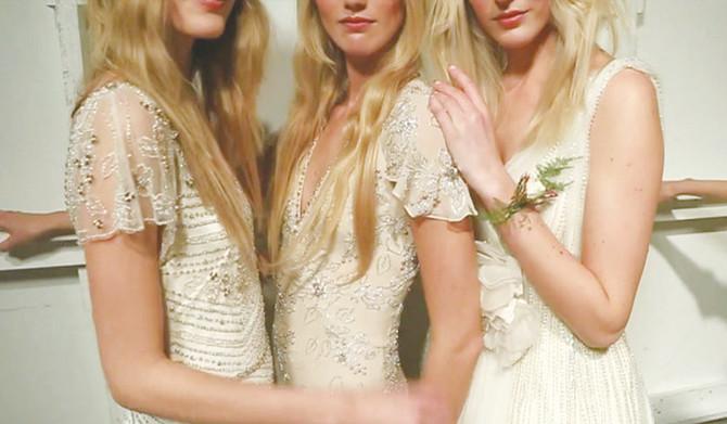 Lane's Bridal x Jenny Packham Sample Sale