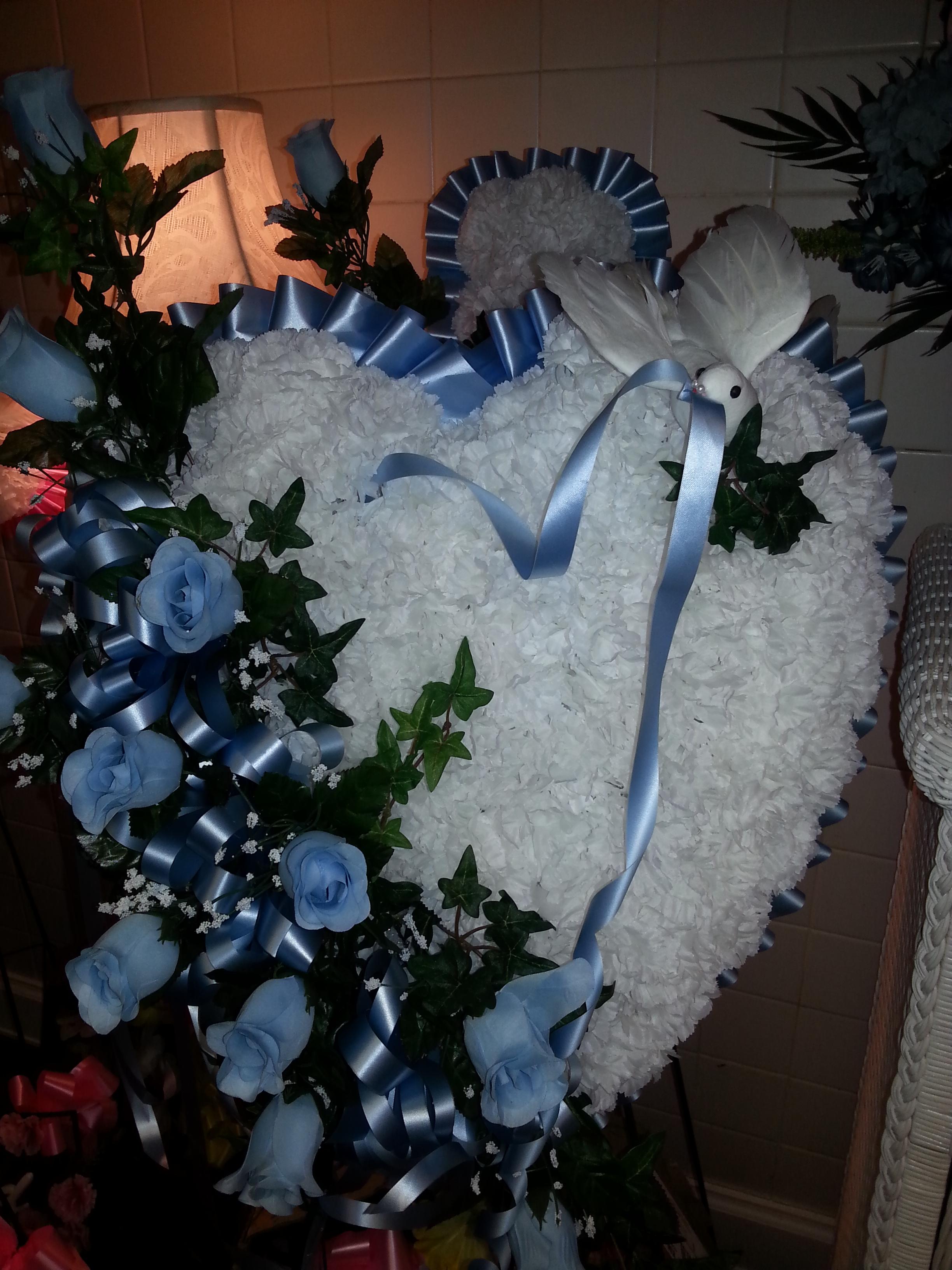 Silk - Powder Blue