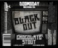 Blackout Chocolate Stout