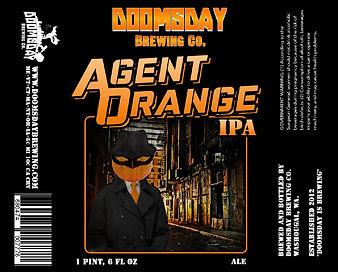 Agent Orange IPA