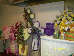 Silk/Fresh Florals-Click for Prices!