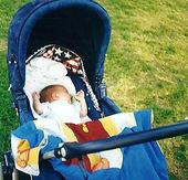 טיול עם התינוק