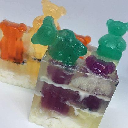 Gummy Bear Bars