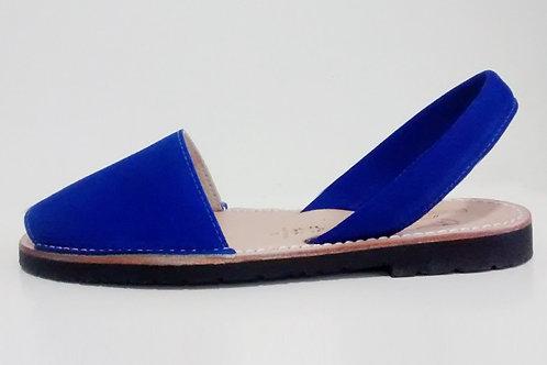 1201 - Ibiza Nobuck Azul Klein